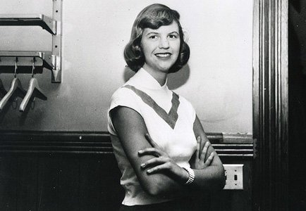 biography and poems of sylvia plath biography
