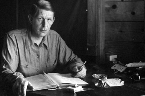 a biography of w h auden Wystan hugh auden (21 february 1907 29 september 1973) was an anglo-american poet, best known for love poems such as funeral blues, poems on.