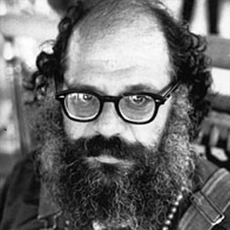 Biography of Allen Ginsberg
