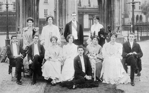 siegfried-sassoon-family