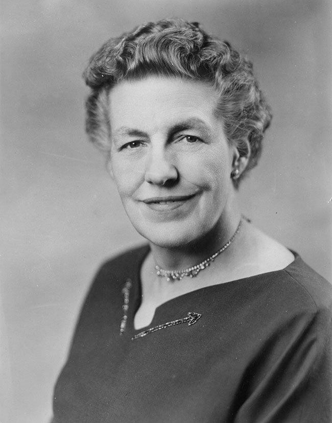 Biography Mary Elizabeth Frye