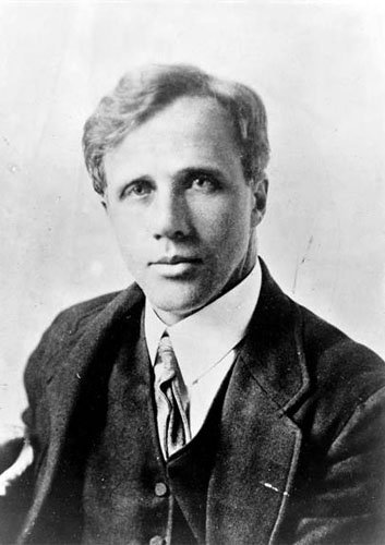 a biography of robert lee frost born in san franscisco Born in san francisco on march 26, 1874, robert lee frost (named after  #4  he was the first poet in history to recite a poem at a presidential.