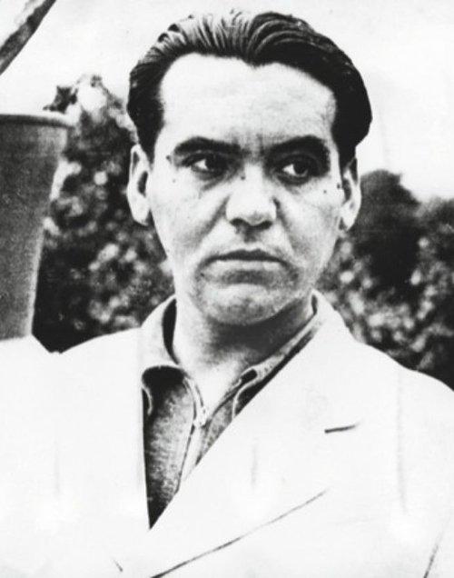 biography Federico García Lorca