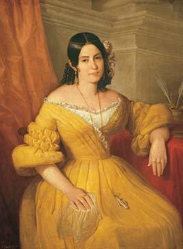 biography Gertrudis Gómez de Avellaneda