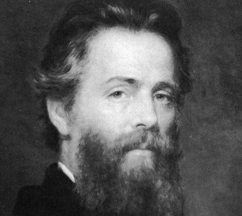 biography Herman Melville