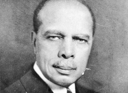biography James Weldon Johnson
