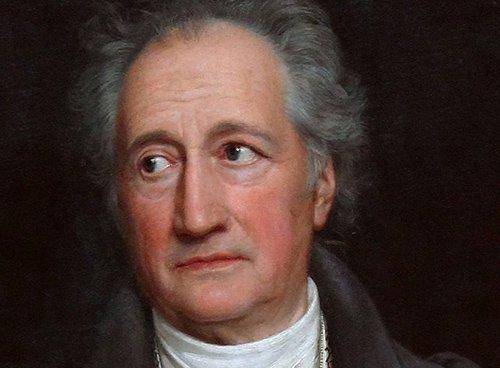 biography Johann Wolfgang von Goethe