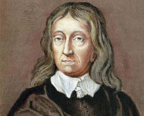 biography John Milton