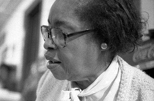 biography Margaret Walker