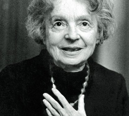 biography Nelly Sachs