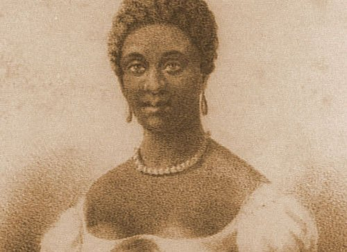 biography Phillis Wheatley