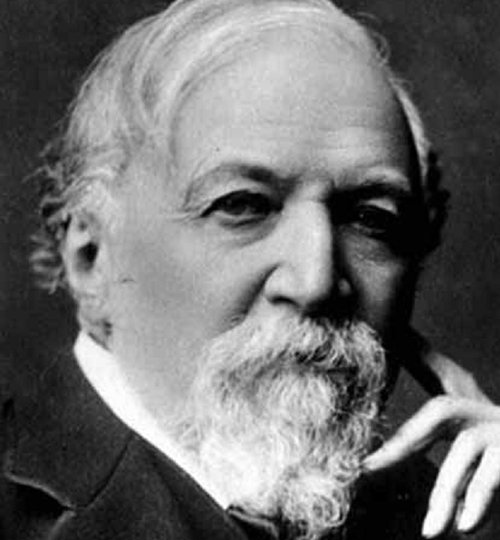 biography Robert Browning