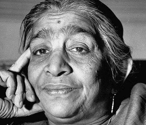 biography Sarojini Naidu