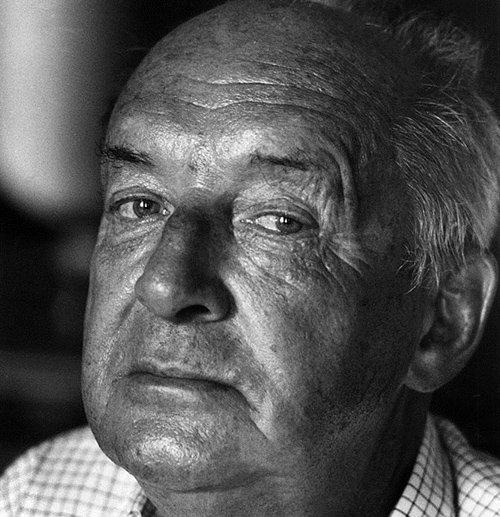 biography Vladimir Nabokov