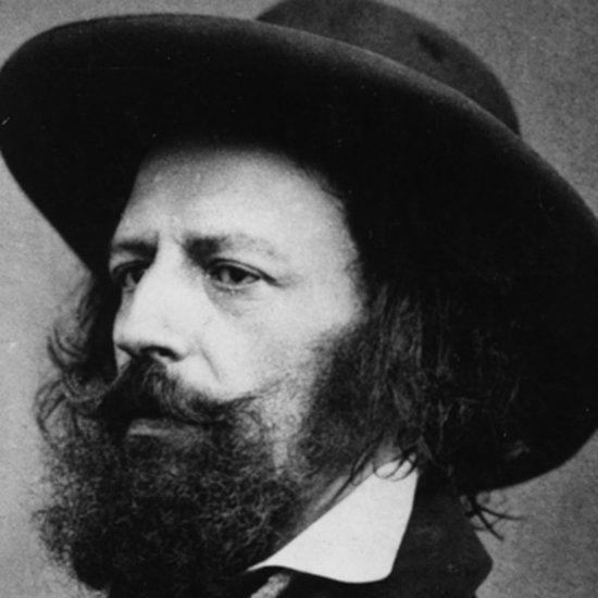 Alfred Lord Tennyson photo #2937, Alfred Lord Tennyson image