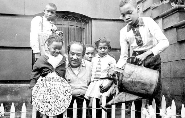 Family members Langston Hughes