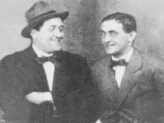 Guillaume Apollinaire and Pablo Picasso