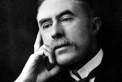 biography A.E. Housman