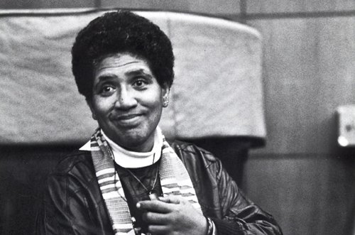 biography Audre Lorde
