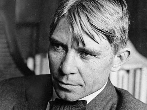 biography Carl Sandburg