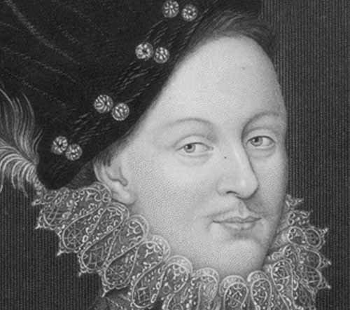 biography Edward de Vere