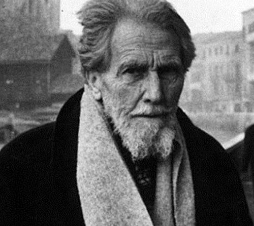biography Ezra Pound
