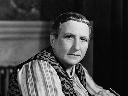 biography Gertrude Stein