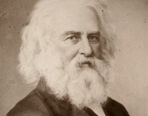 biography Henry Wadsworth Longfellow