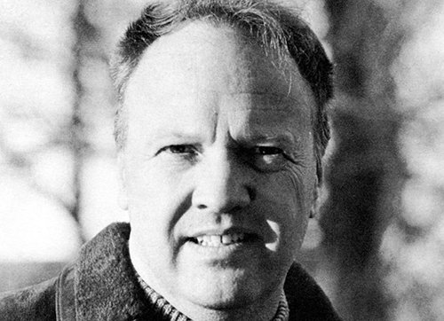 biography James Dickey