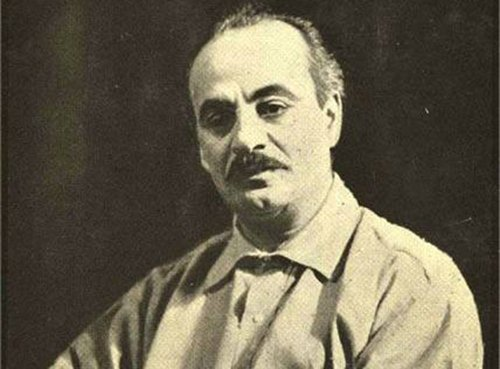 biography Khalil Gibran