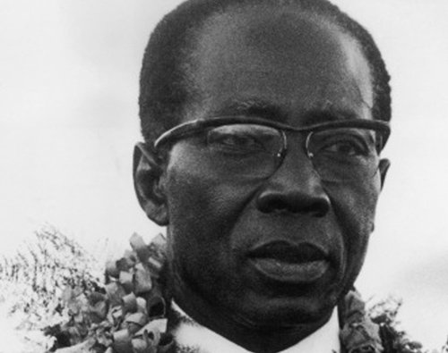 biography Léopold Senghor