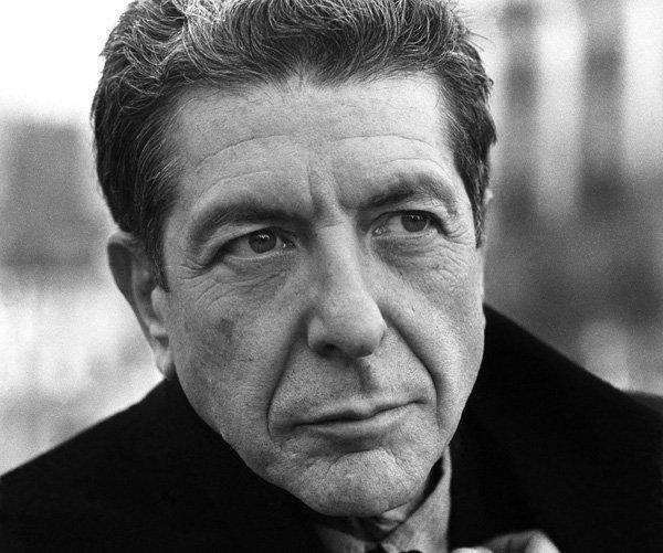 biography Leonard Cohen