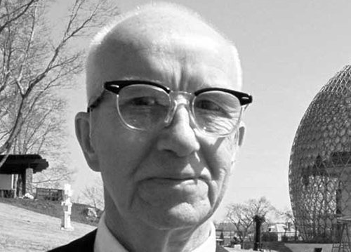 biography Richard Buckminster Fuller