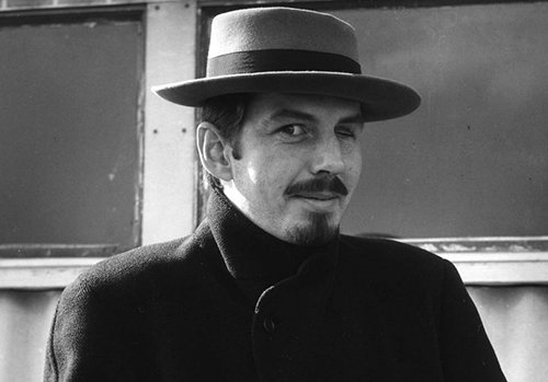 biography Robert Creeley