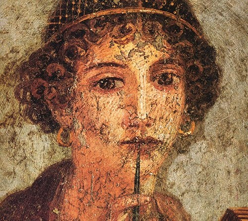 biography Sappho