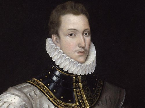 biography Sir Philip Sidney