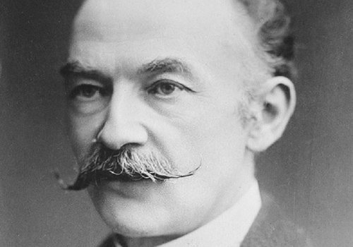 biography Thomas Hardy