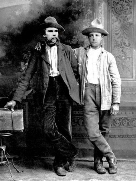 passion of Arthur Rimbaud and Paul Verlaine