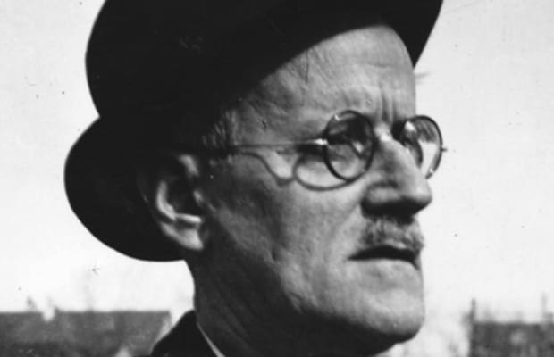 Biography James Joyce